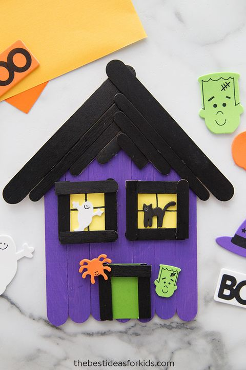 At Home Halloween Crafts For Toddlers.45 Easy Halloween Crafts For Kids Fun Halloween Kids Diy Ideas