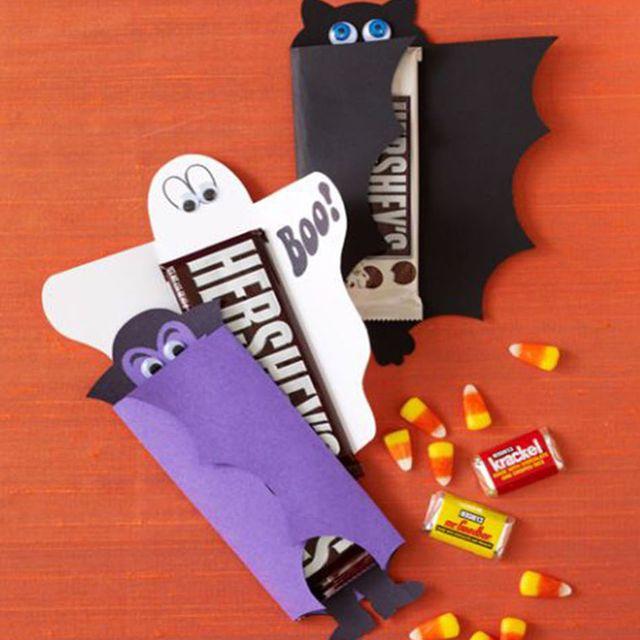 19 Easy Halloween Crafts For Kids Fun Halloween Craft Ideas For Children