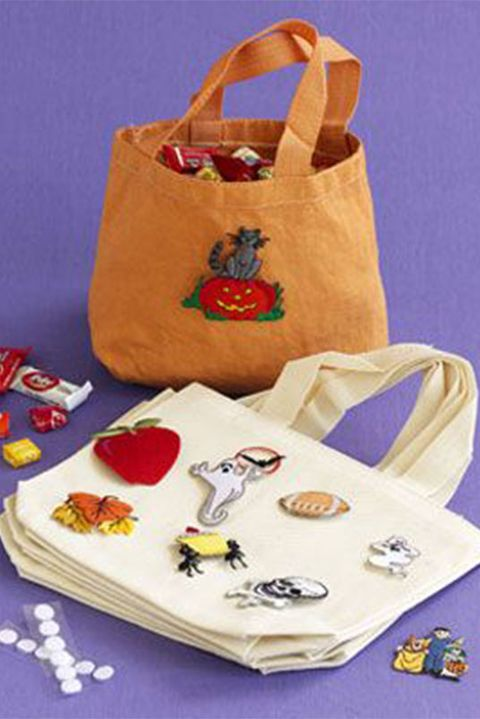 halloween crafts for kids multiuse trick or treat bags
