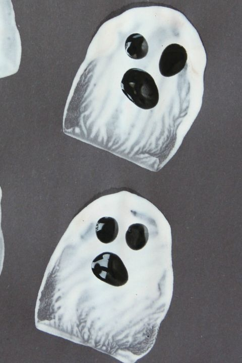 halloween crafts for toddlers ghosts