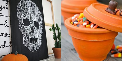 43 Easy Halloween Crafts Fun Diy And Craft Ideas For Halloween