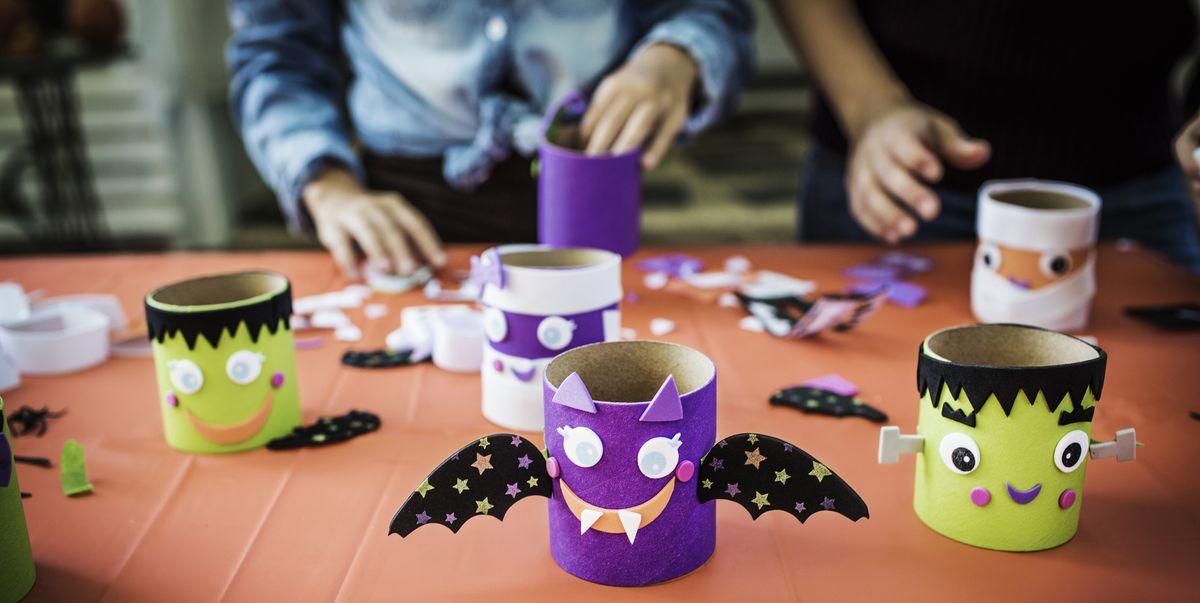 23 Easy Halloween Crafts For Toddlers Quick Preschooler
