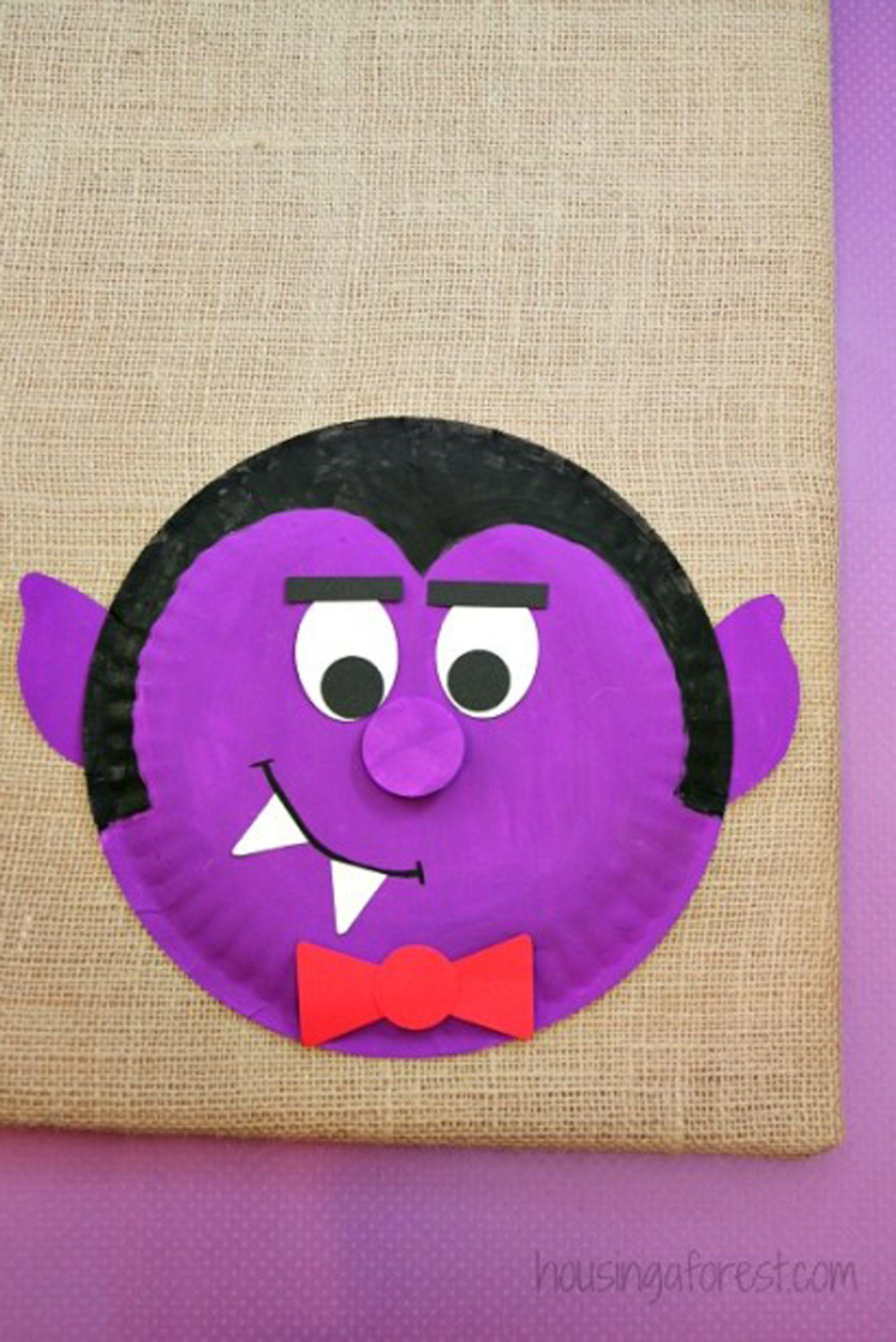 18 Easy Halloween Crafts For Toddlers Quick Preschooler Halloween