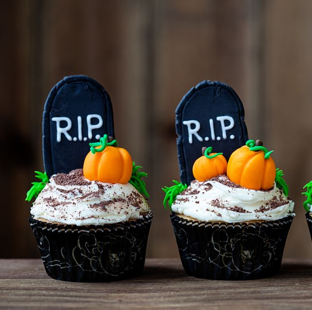 55 Best Halloween Cupcake Ideas Easy Recipes For Cute