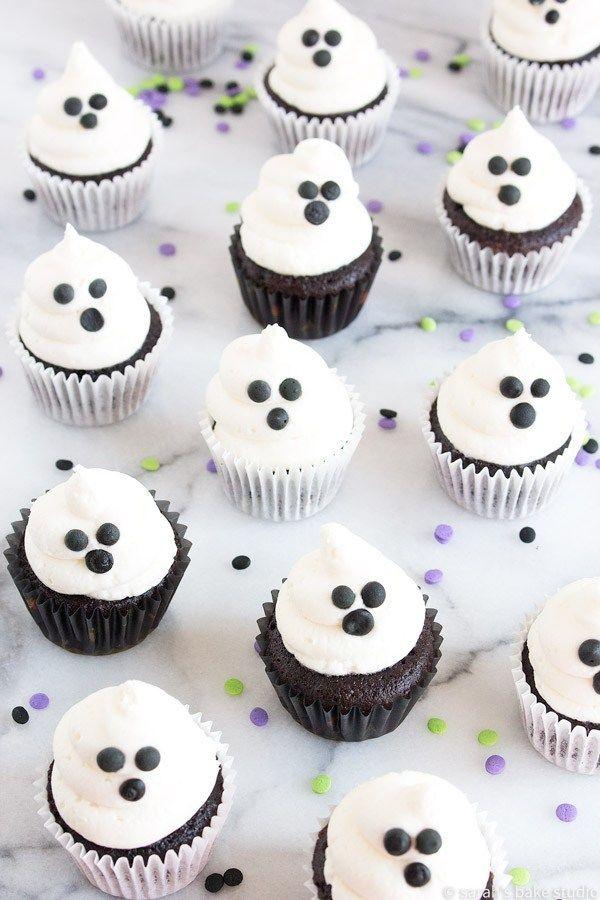 Cute Halloween Mini Cupcakes.61 Best Halloween Cupcake Ideas Easy Halloween Cupcake Recipes