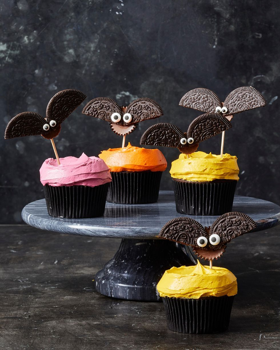 40 Cute Halloween Cupcakes Easy Recipes for Halloween