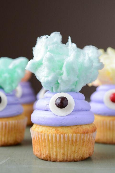 halloween cupcakes monster