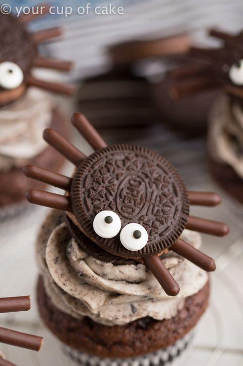 50 Halloween Cupcake Ideas Easy Recipes For Cute Halloween Cupcakes