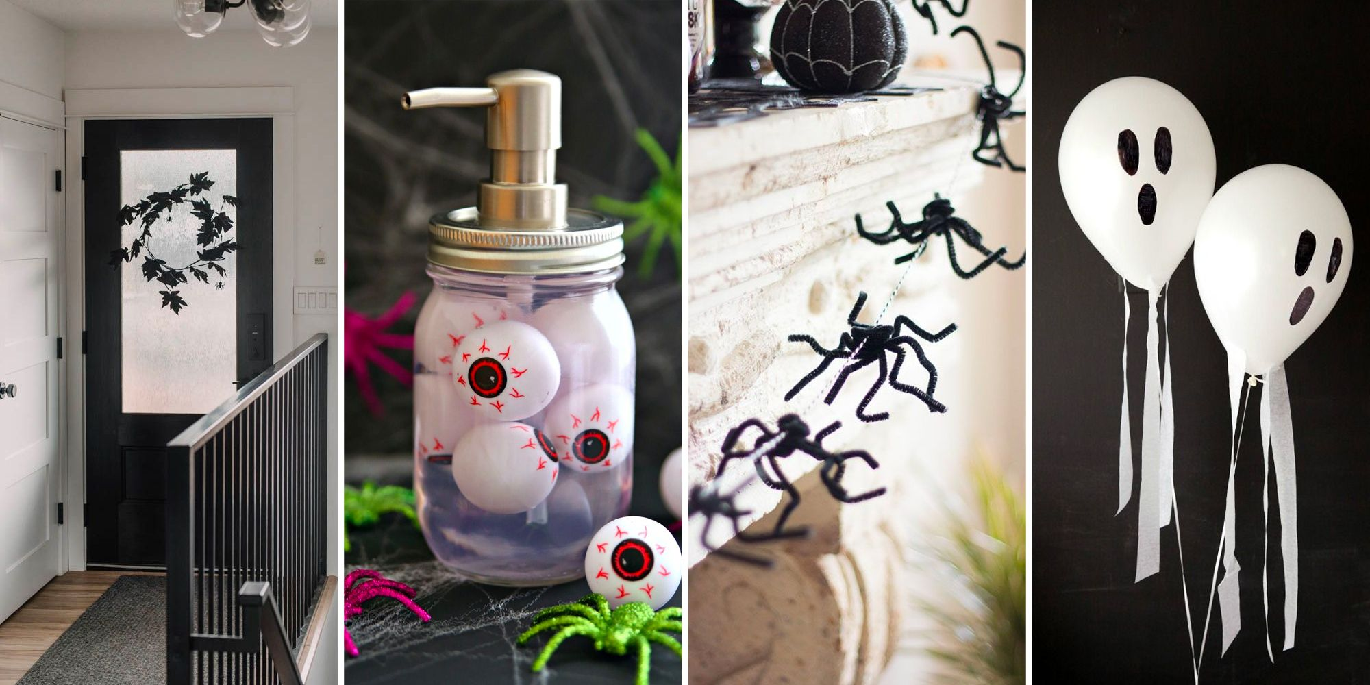 70 Easy Diy Halloween Decorations Cheap Halloween Decor Ideas