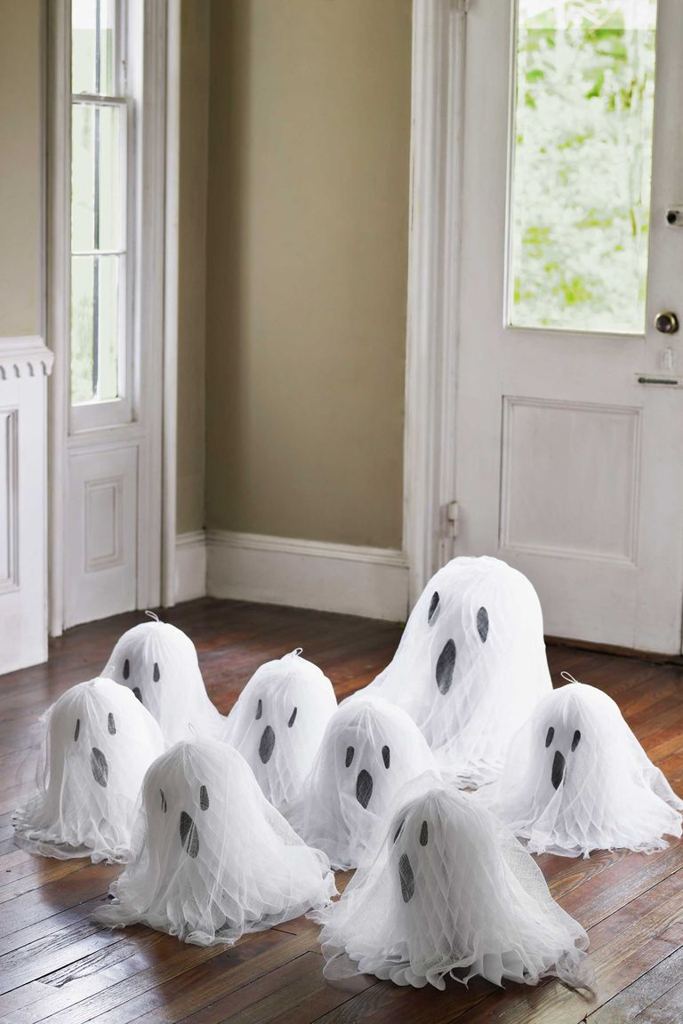 78 Easy and Spooky DIY Halloween Decoration Ideas to Make 2020