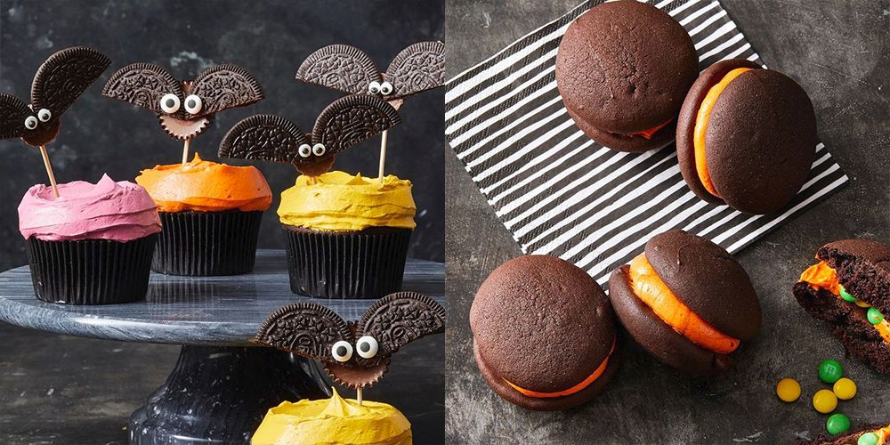 58 Halloween Dessert Ideas , Easy Treat Recipes for