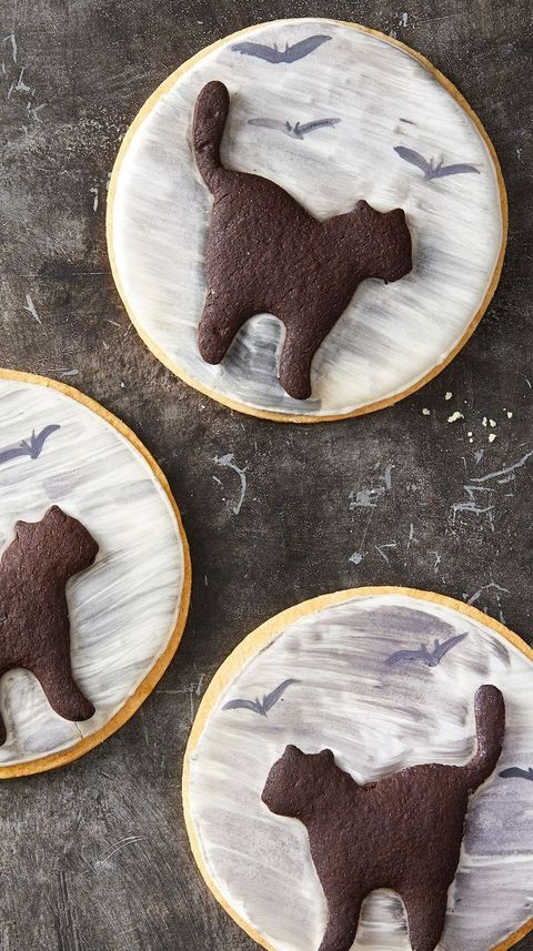 Halloween Themed Baby Shower Cookies.Halloween Dessert Ideas Easy Treat Recipes For Halloween Party