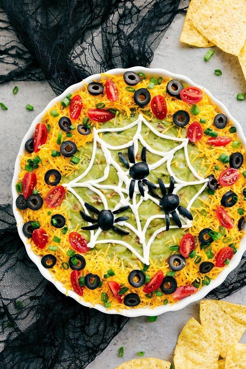 35 Halloween Dinner Ideas - Menu for Halloween Dinner Party