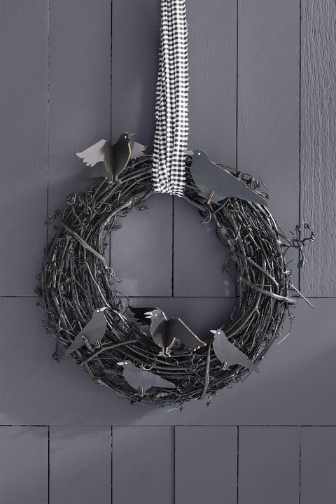 halloween dinner ideas wreath