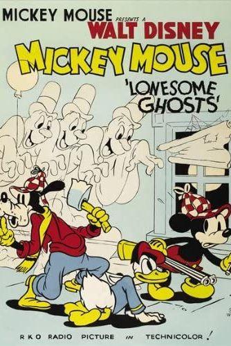 halloween disney movies lonesome ghosts
