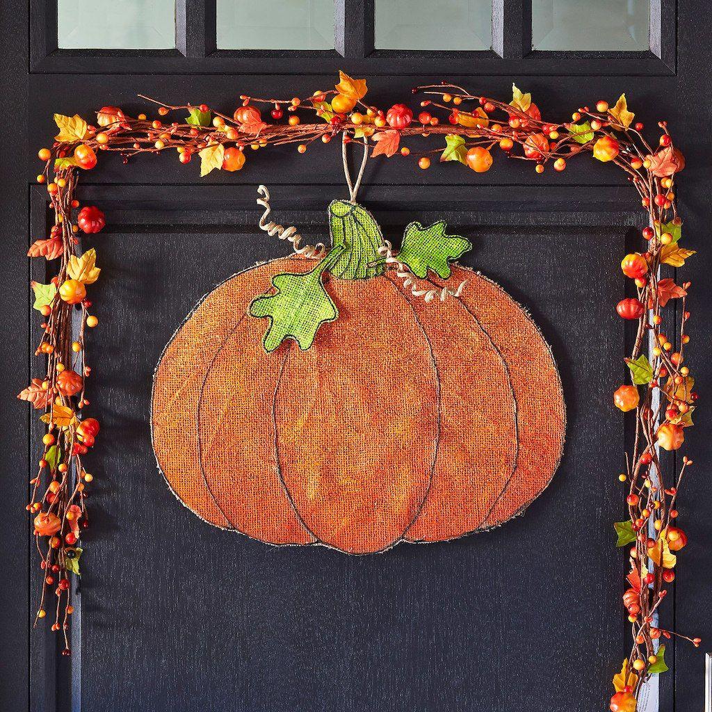 39 Best Halloween Door Decorations DIY Front Door Covers