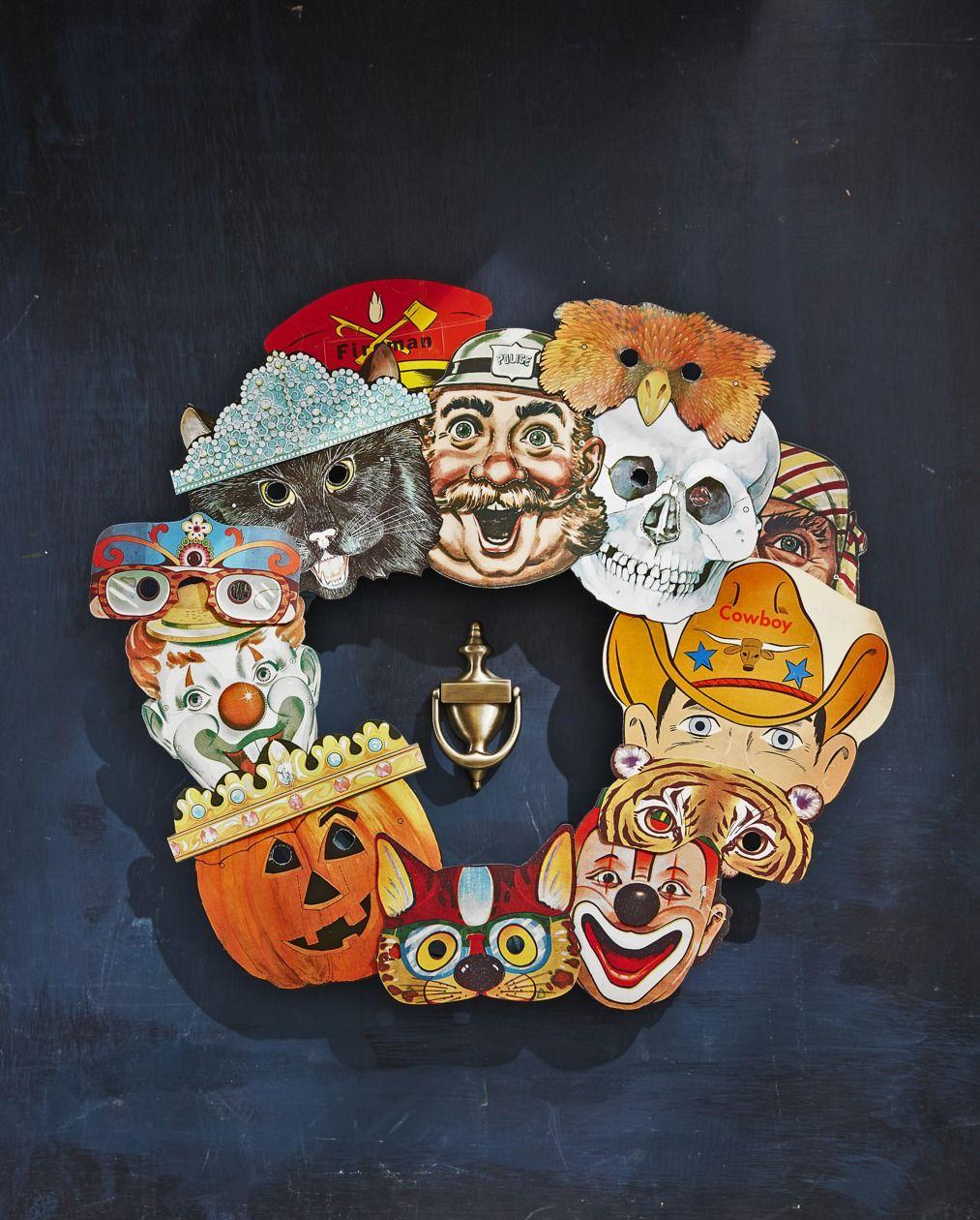 38 Best Halloween Door Decorations DIY Front Door Covers