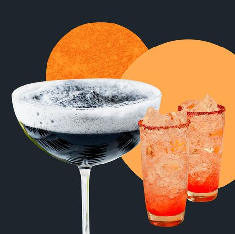 43 Easy Halloween Cocktails Best Halloween Alcoholic