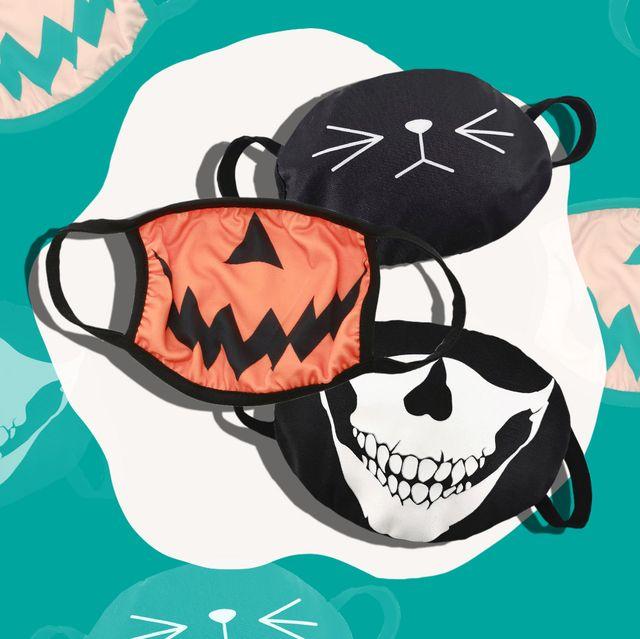 halloween face masks for kids