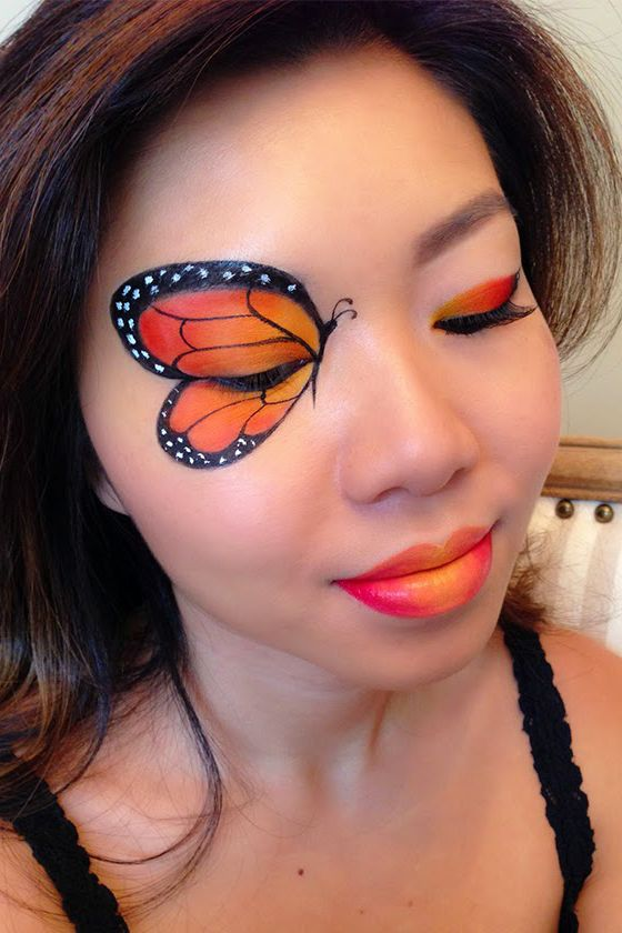 23 Easy Halloween Face Paint Ideas Fun Face Painting For Kids Adults