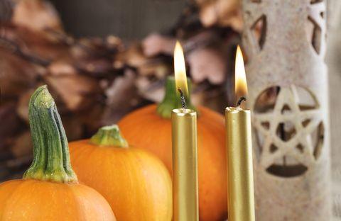 halloween facts samhain