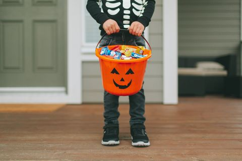 halloween facts trick or treating