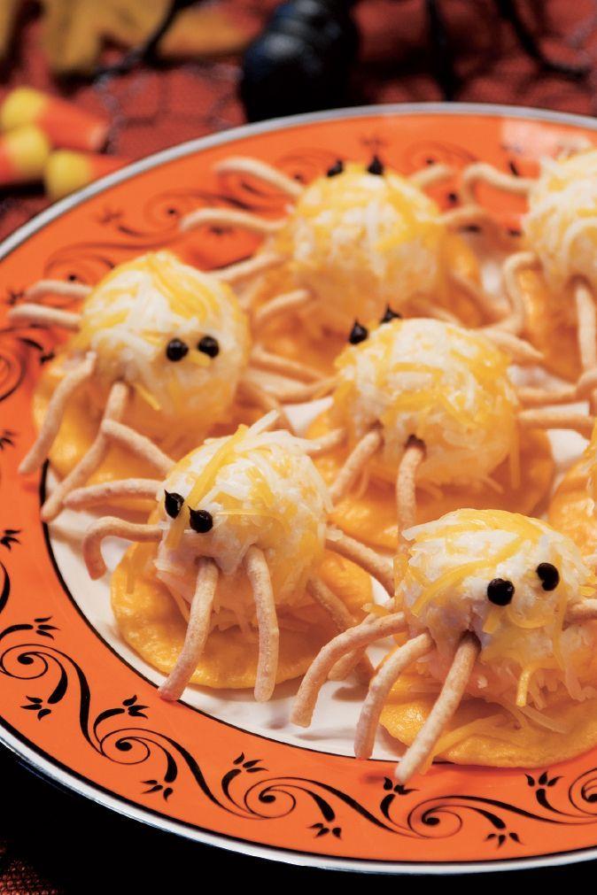 32 Halloween Finger Foods , Recipes for Halloween Appetizers