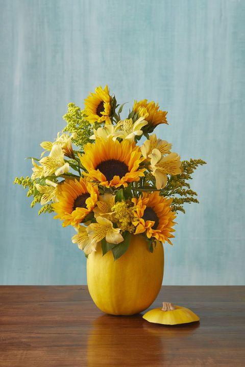 sunflowers halloween flowers
