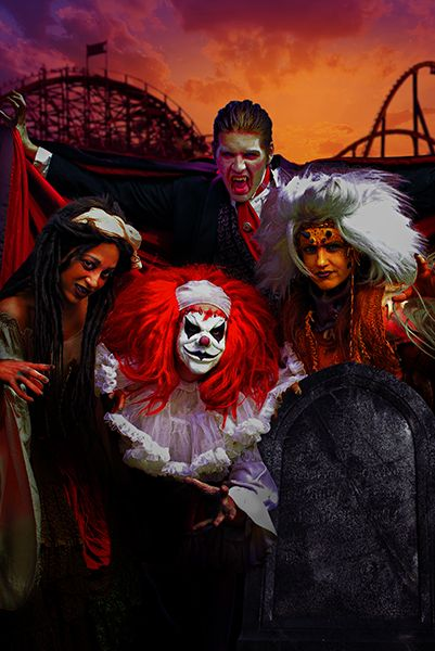 Halloween Horror Nights - Six Flags Fright Fest