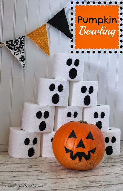 38 Best Halloween Games For Kids Diy Game Ideas For
