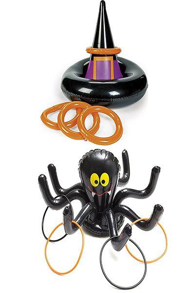 Halloween Games for Kids - Ring Toss