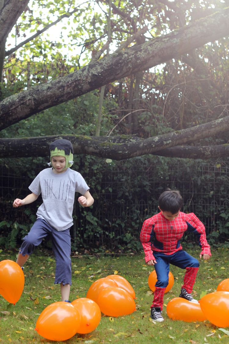photograph relating to Printable Halloween Games Adults identified as 35 Excellent Halloween Game titles for Young children - Do it yourself Match Suggestions for