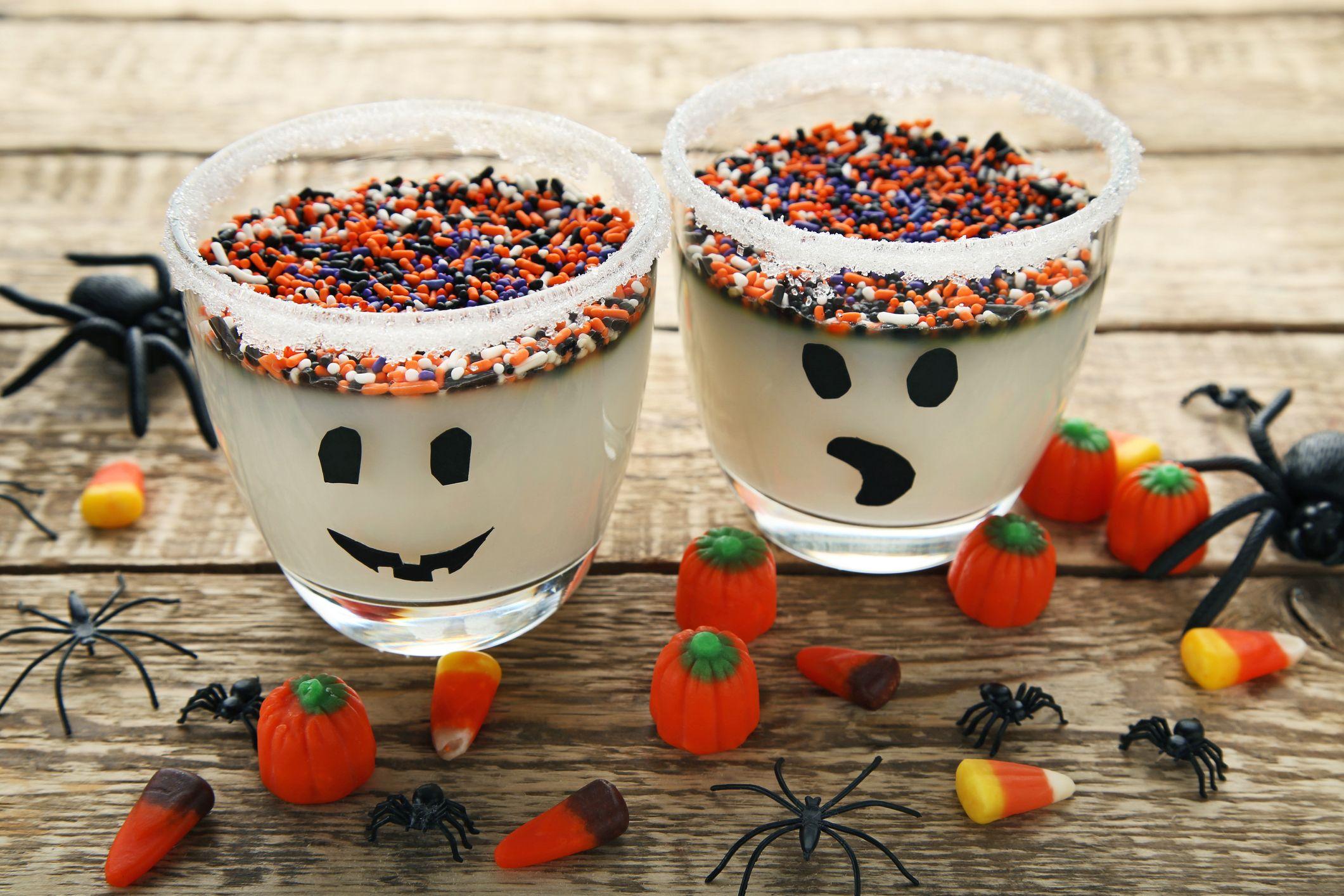 30+ Easy Halloween Jello Shots Ideas \u2014 Recipes for Halloween