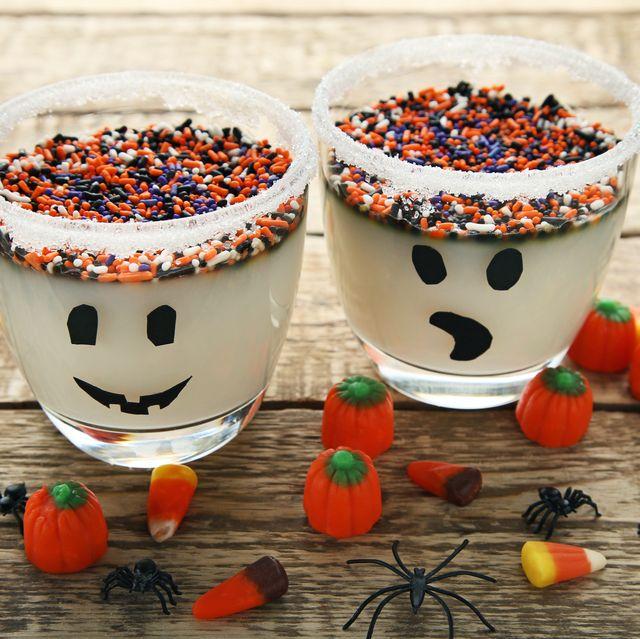 halloween jello shots