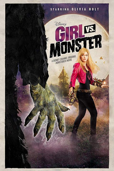halloween kids movies netflix girl vs monster disney channel