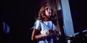 Jamie Lee Curtis en Halloween 2