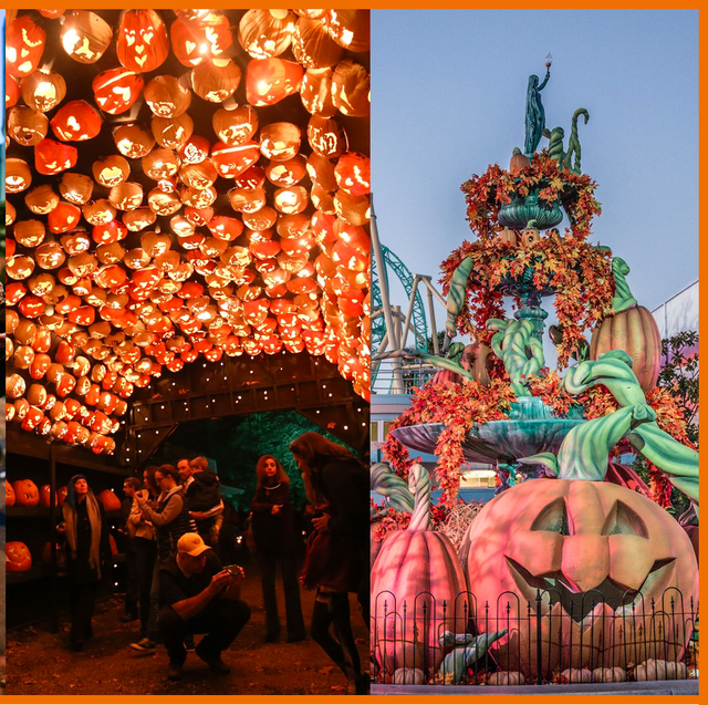 Halloween Celebration 2020 Near Me 20 Best Halloween Festivals 2020   Scary Halloween Activities