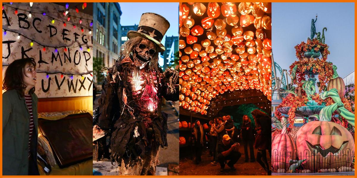 Art Fest Halloween 2020 Illinois 23 Best Halloween Festivals 2020   Scary Halloween Activities