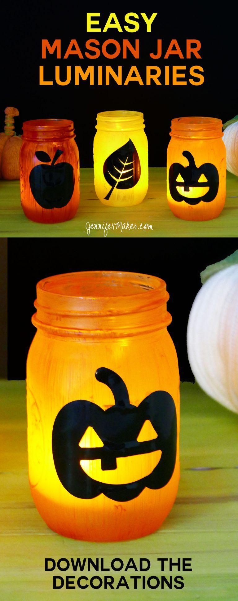 60 Easy Halloween Crafts for Adults Best DIY Halloween