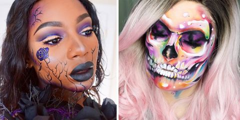 halloween ideas for girls 2017 halloween costumes party themes and makeup ideas - 2017 Halloween Themes