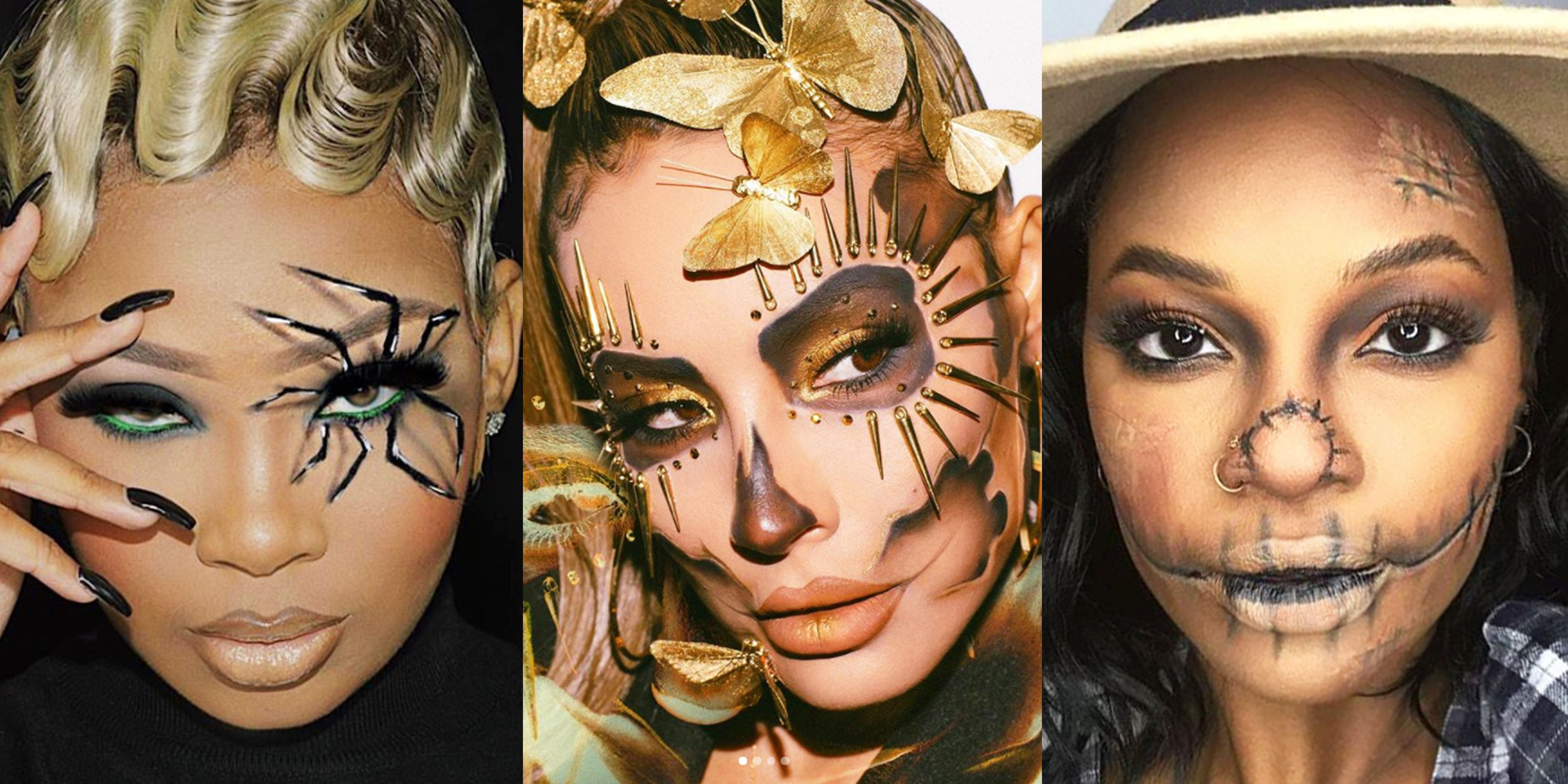 65 Best Halloween Makeup Ideas On Instagram In 2020 Scary Makeup Inspo