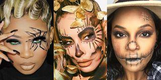Cougar Halloween Makeup.39 Easy Halloween Makeup Ideas Simple Halloween Makeup Tutorials