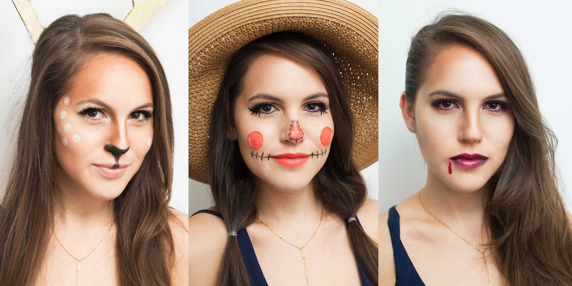 10 Easy Halloween Makeup Ideas and Costume Tutorials for 2019