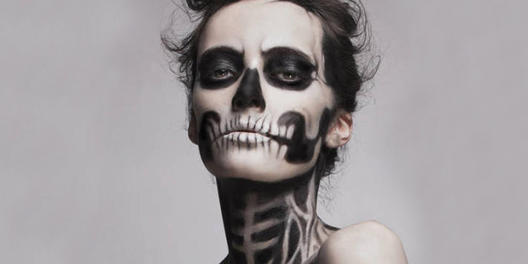 35 Sexy and Scary Halloween Makeup Looks - Scariest Halloween ...