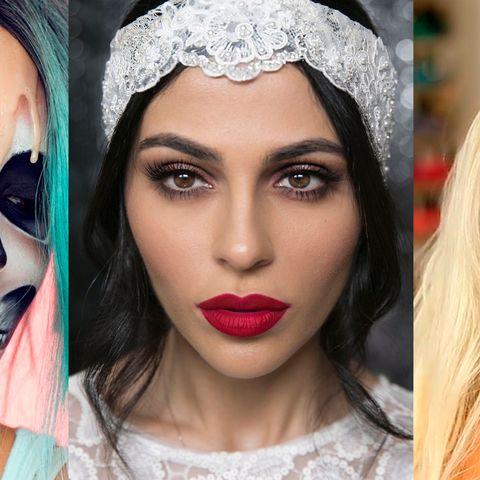 Halloween makeup 2017: Beauty tutorials, face paint ideas, easy makeup