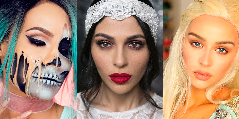 Halloween makeup tutorial 2018