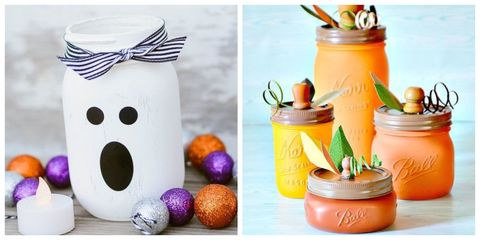 35 Halloween Mason Jars Craft Ideas For Using Mason Jars For Halloween