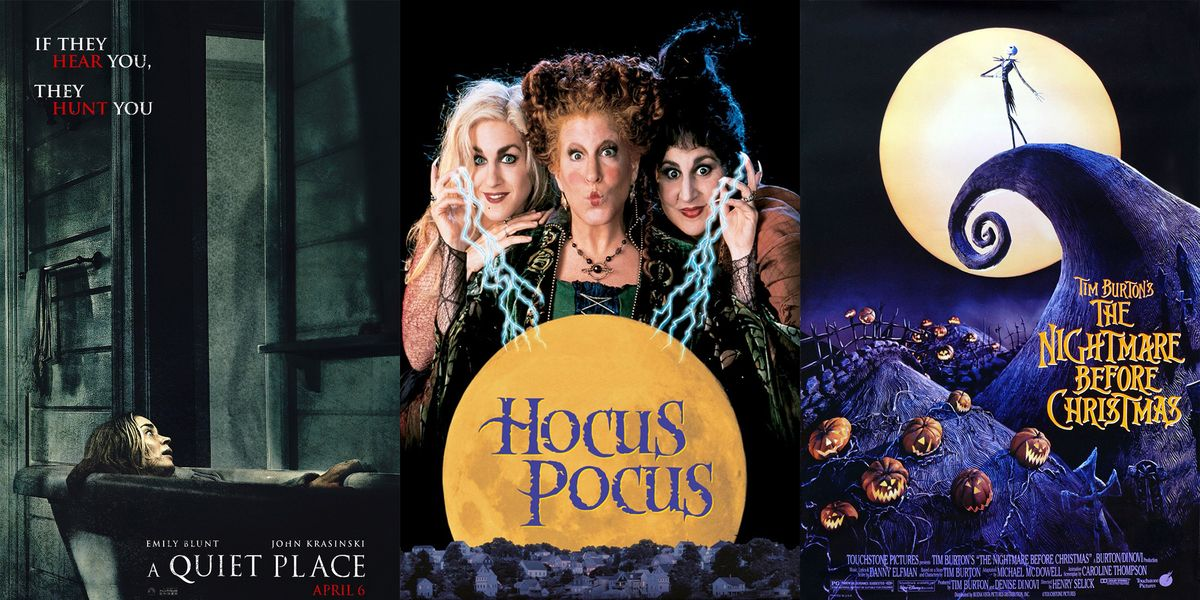 40 Best Halloween Movies Of All Time Scariest Movies For Halloween