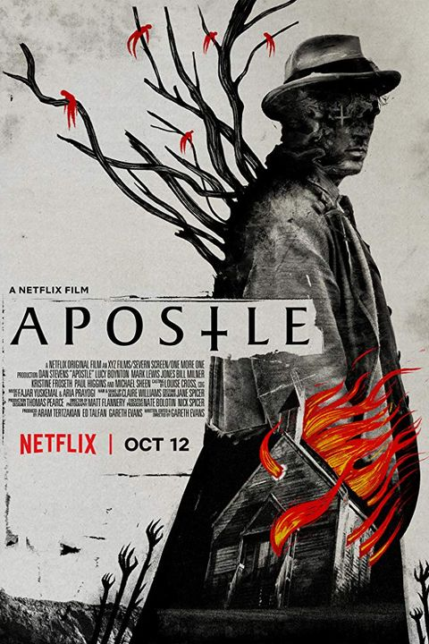 halloween movies in theaters apostle