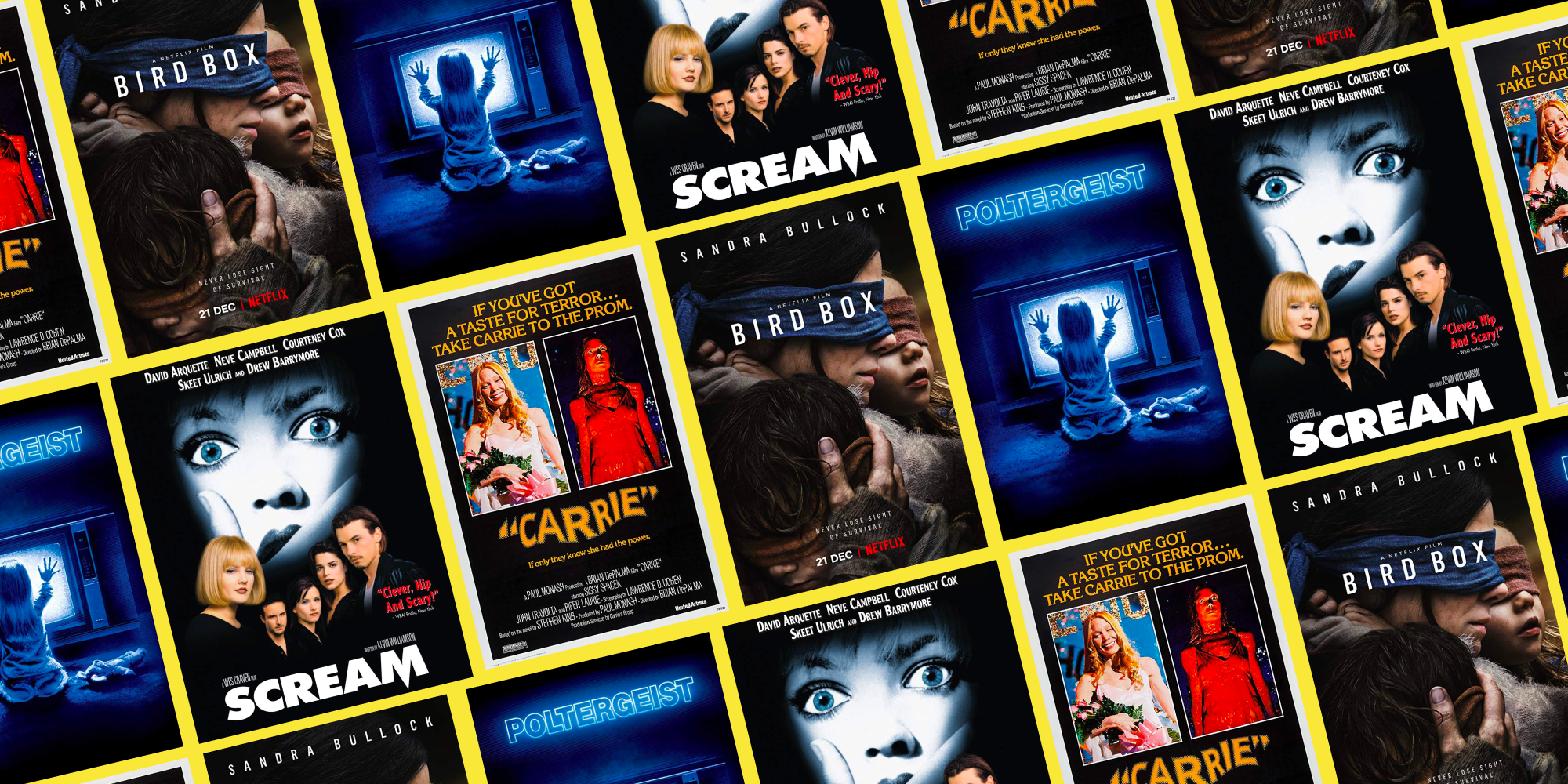 24 of the Best Halloween Movies on Netflix to Stream Right Now